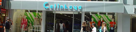 Çetinkaya Bakırköy Mağaza Binası