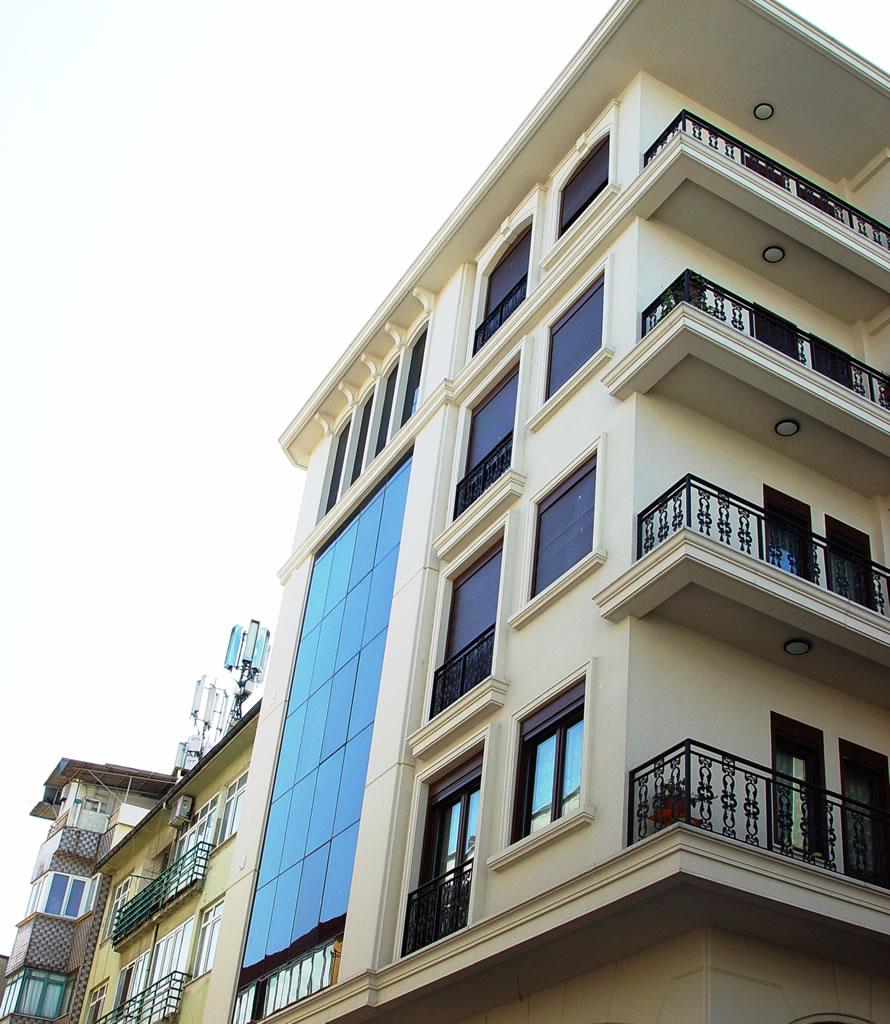 T Doğu İnşaat - İstanbul